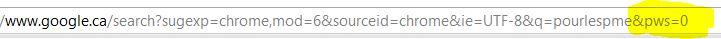 Comment dépersonnaliser vos recherches Google