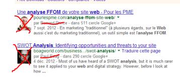 La fin de l'authorship Google… Et après?