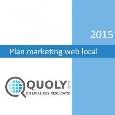 Plan d'affaires web