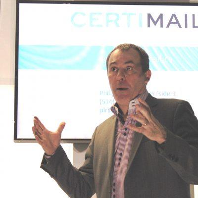 Philippe Le Roux, spécialiste de la loi anti-pourriel C-28