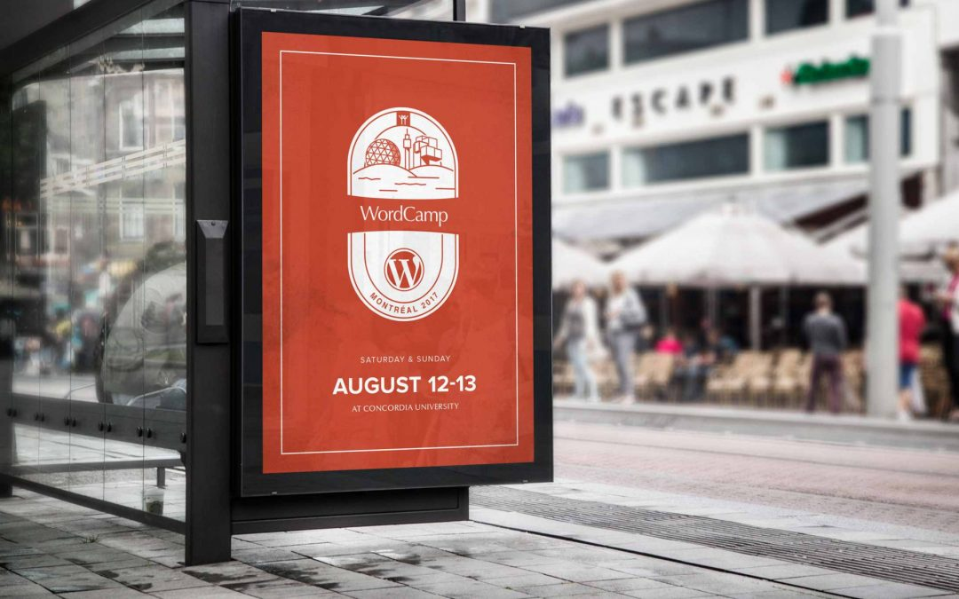 Conférence au WordCamp 2017 de Montréal