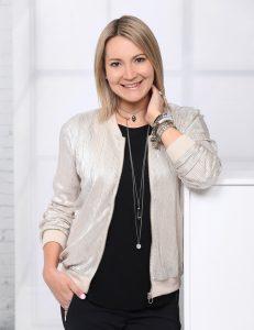 Marilène Lemieux, fondatrice de Mïo Bijoux